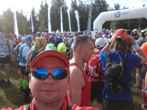 Maraton Karkonoski - przed startem