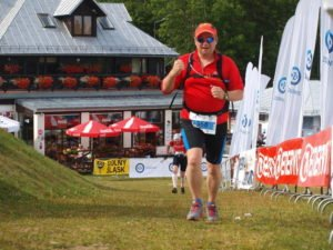 Maraton Karkonoski - meta