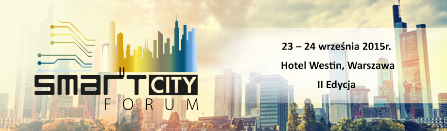 II Smart City Forum - banner