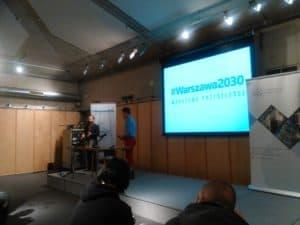 Warszawa 2030.Miasto przyszłości