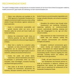 Raport GEO-6, UNEP GRID Warsaw