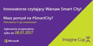 Imagine Cup 2017 - Smart City