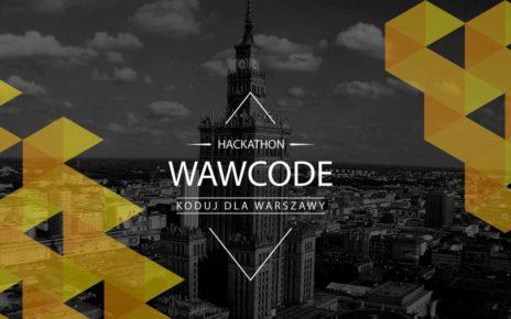 """Hackathon """"Koduj dla Warszawy"""""""