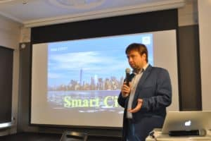 Bartosz Dominiak, Smart City Blog