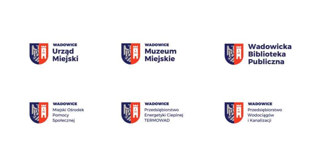 Wadowice - nowe logo