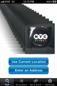 NYC Condom Finder