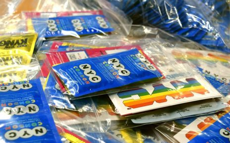 Darmowe prezerwatywy, NYC Condom