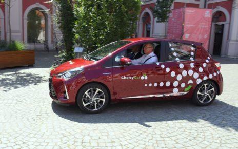Carsharing w Poznaniu