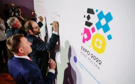 EXPO 2022 Łódź Polska