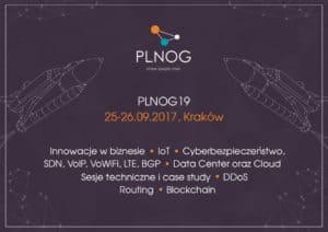 PLNOG19 - Kraków