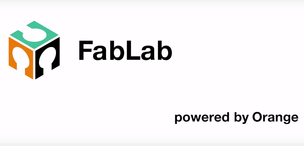 FabLab powered by Orange
