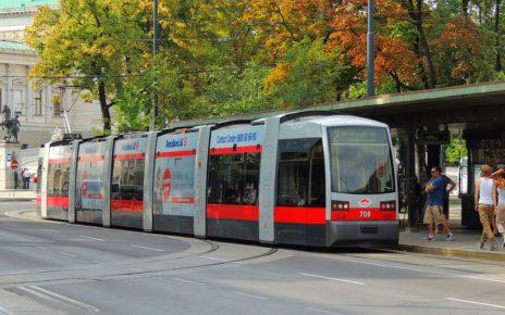 Wiedeń, tramwaj