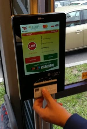 Open payment w Łodzi