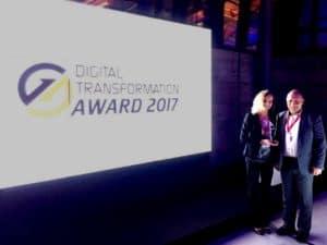 Nagroda Cyfrowej Transformacji CRN dla Warszawy 19915