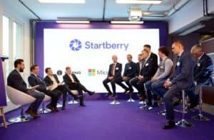 Senfino, Microsoft i EY prezentują akcelerator dla startupów Startberry