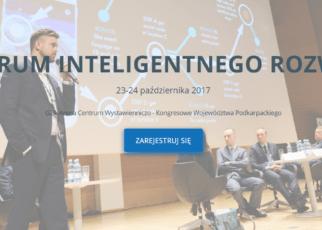 I Forum Inteligentnego Rozwoju w Rzeszowie