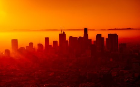 Los Angeles, smog