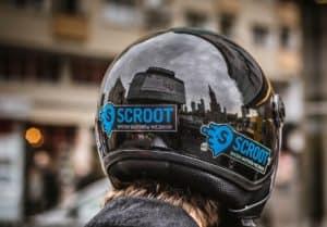 System Skuterów Miejskich Scroot