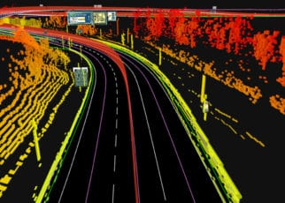 TomTom, HD Mapping