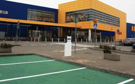 Punkt Ładowania, IKEA Kraków