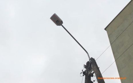 Orange Smart Light rozświetliło Piastów