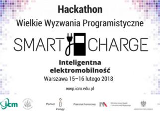 Hackathon - Smart Charge: inteligentna elektromobilność