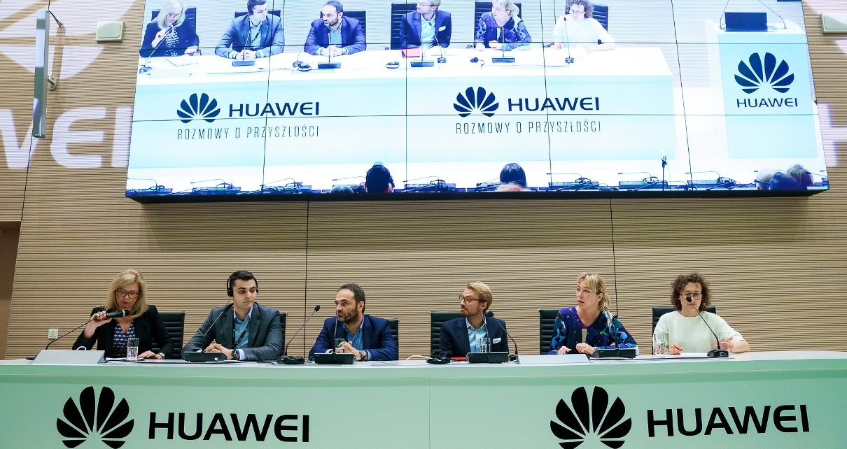Huawei Rozmowy o Przyszłości