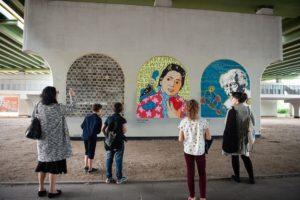 """Galeria murali """"Witamy w domu"""""""