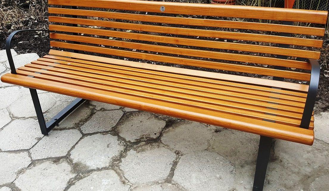 Nowa ławka warszawska