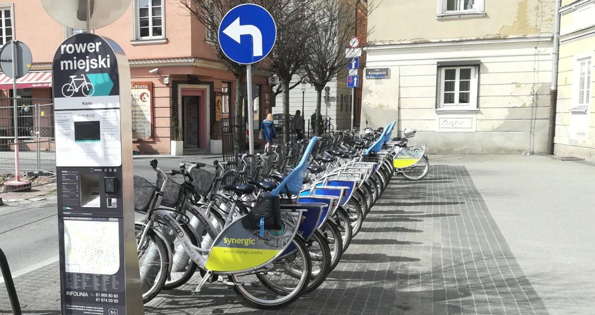 Rower miejski, Poznań