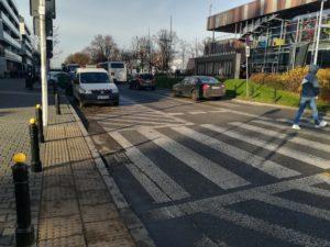 ZDM Warszawa, parkowanie, 10 metrów