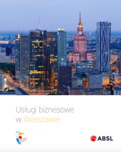 Usługi biznesowe w Warszawie