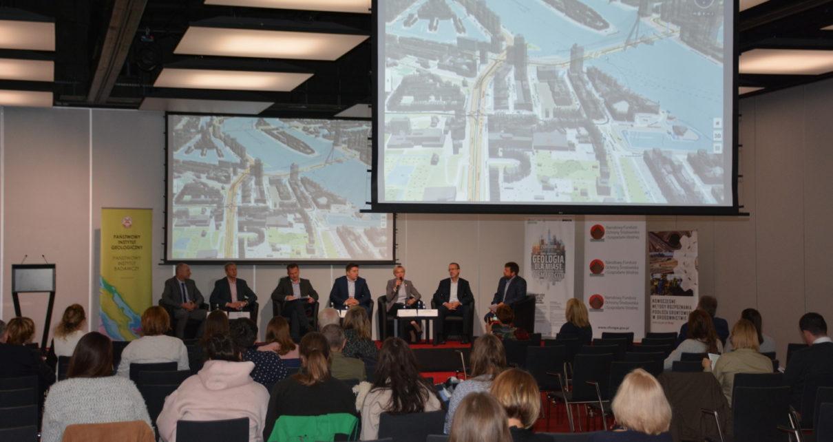 Geologia dla miast. Zarządzanie przestrzenią podziemną w smart city