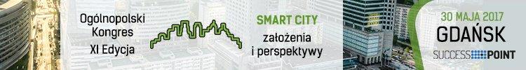SMART CITY – założenia i perspektywy, 30 maja 2017 r., Gdańsk