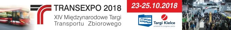 XIV Międzynarodowe Targi Transportu Zbiorowego TRANSEXPO 2018, Kielce